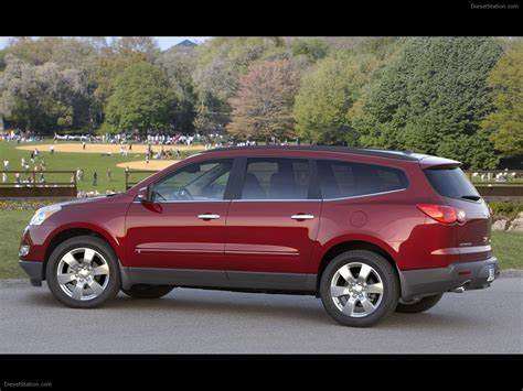 Chevrolet Traverse 2009 Exotic Car Image 28 Of 59