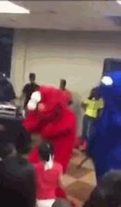Potty Elmo Elmo Gifs Tenor