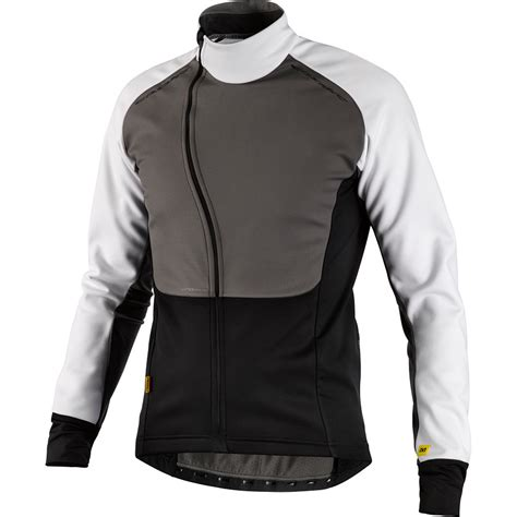 mavic cosmic wind jacket mens competitive cyclist