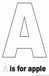 Free coloring pages of a4 letters for Print a4 size letters