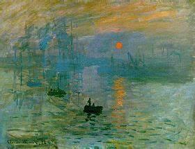 Claude Monet Impression Soleil Levant 1872jpg