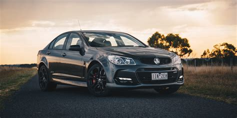holden commodore ss  redline review  caradvice