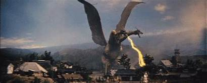 Ghidorah Godzilla Dragon King Monster Headed Three