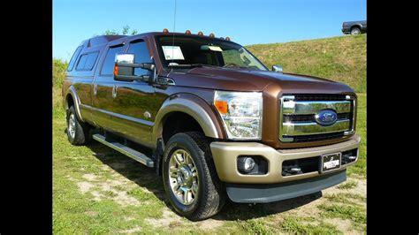 ford  diesel  king ranch  diesel truck