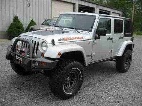 jeep srt 2007 purchase used 2007 jeep wrangler unlimited srt 8 6 1 hemi