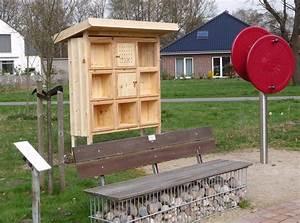 Tiere Im Insektenhotel : insektenhotel ~ Whattoseeinmadrid.com Haus und Dekorationen