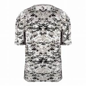 Digital Camo Jersey 4180 Performance B-Core Tee by Badger ...