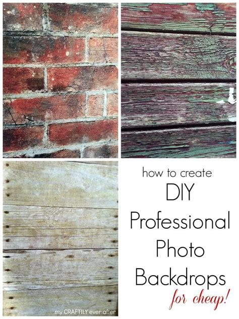 Cheap Diy Backdrop by How To Create Professional Photo Backdrops Quot Hometalk