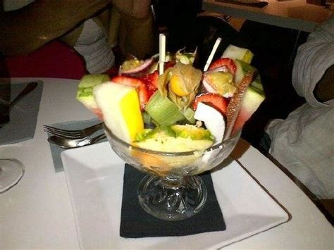 dessert photo de paradis du fruit tripadvisor