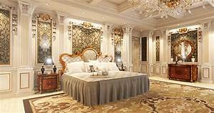 ROYAL MASTER BEDROOM - PRIVATE PALACE on Behance