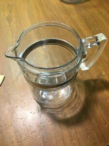 The glass coffee pot broke and i'm in need of a replacement. Vintage Pyrex 7826-B Glass Coffee Percolator Replacement Pot | eBay