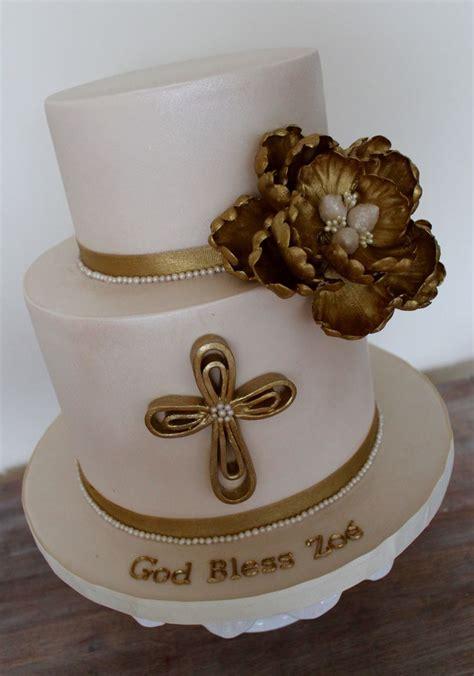 pin  baptism cakes