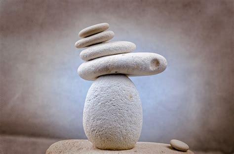 stone zen white  photo  pixabay