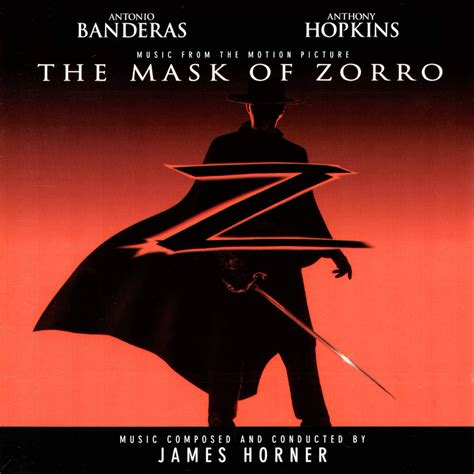 the mask of zorro james horner mp3 buy full tracklist