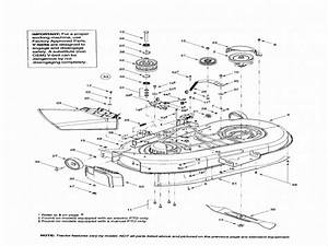 Mtd Riding Lawn Mower Parts Diagram