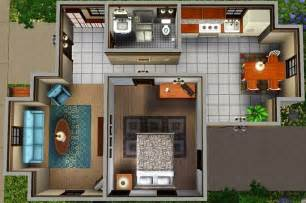 starter home plans mod the sims quot ledomus quot starter home plan 1 no cc