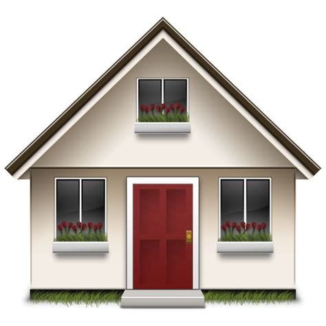 Housing House Home Icon - house png download - 512*512 ...