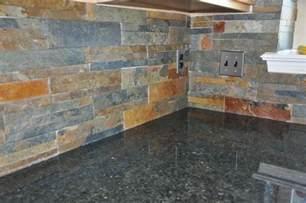 slate backsplash tiles for kitchen slate tile backsplash pictures and design ideas