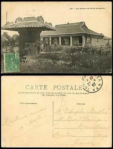 Maison De Riche : indo china 5c 1907 old postcard une maison de riche ~ Melissatoandfro.com Idées de Décoration