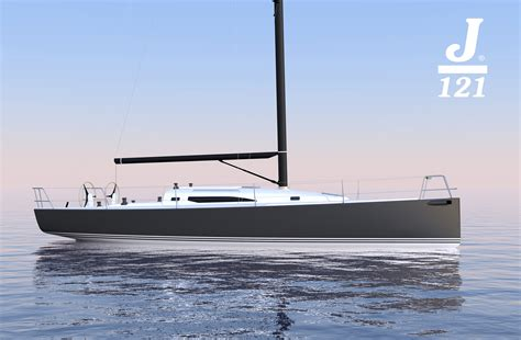 J Boats Yachts by J Boats Announces The New J 121