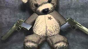 COD Teddy Bear holding Akimbo GOLD Desert Eagles in MW3 ...