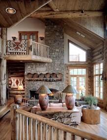 wohnideen wohnzimmer holz wohnzimmer rustikal gestalten teil 2