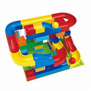 ᗜ LjഃMarble Race Run Building Block 웃 유 Set Set Toys For