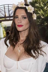 Ashley Greene At Just Jared Coachella Festival Party ...