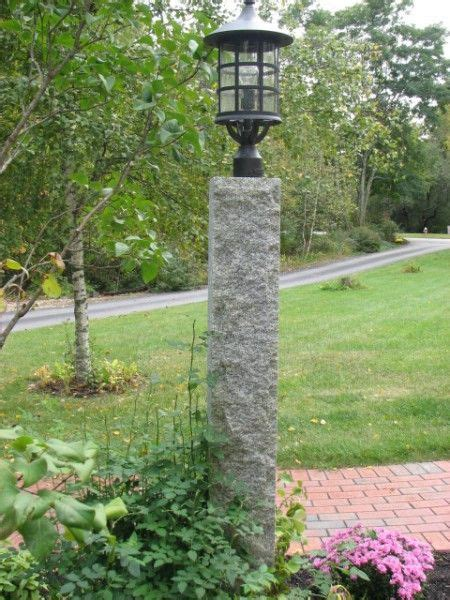 stratham hill mailbox post