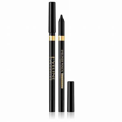 Eyeliner Pencil Eveline Waterproof Creion Ochi Cosmetics