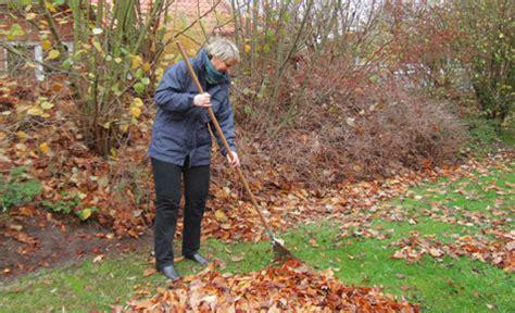 Garten Im Herbst Graben by Garten Winterfest Machen Selbst De