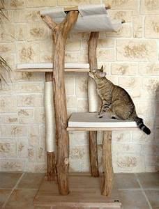 Arbre A Chat En Palette : fabriquer arbre a chat fabriquer arbre chat faire un arbre a chat diy rl41 ~ Melissatoandfro.com Idées de Décoration