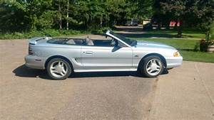 94 Ford Mustang GT 5 speed Convertible for sale - Ford Mustang gt 1994 for sale in Marquette ...