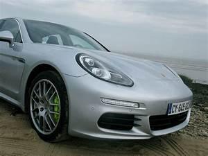 Porsche Panamera Hybride : panamera essai de la nouvelle porsche cologique s e hybride ~ Medecine-chirurgie-esthetiques.com Avis de Voitures