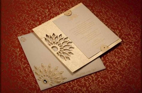 Latest Indian Wedding Card Designs Wedding Gallery
