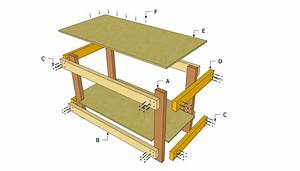 plans for building a wooden workbench – aboriginal59lyf