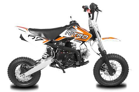dirt bike automatique    cc nitro storm