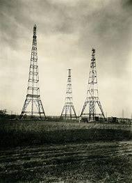 Radio Station Transmitter Tower
