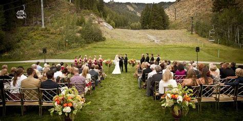 River Run At Sun Valley Resort Weddings