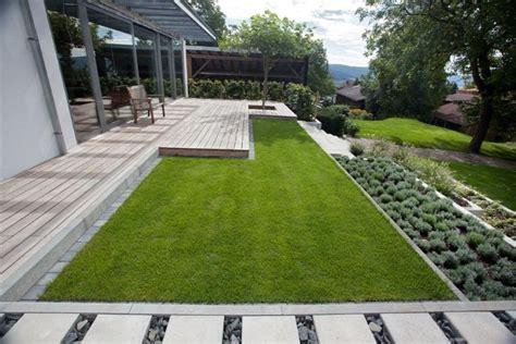 Moderne Gartengestaltung Mit Holz by Moderner Garten Ideen Rund Ums Haus Moderner Garten