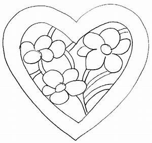 Dessin Saint Valentin : dessins de saint valentin ~ Melissatoandfro.com Idées de Décoration
