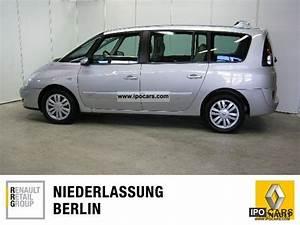 2008 Renault Grand Espace 2 0 16v Turbo 4 Initial Van
