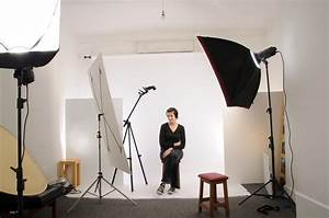 Studio Setup Shot