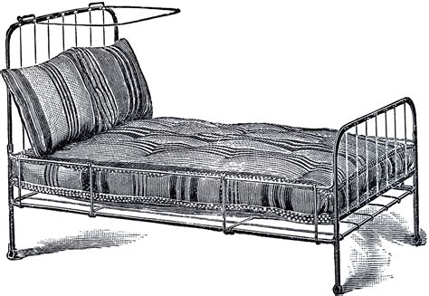 Vintage Iron Bed by Vintage Iron Bed Image The Graphics