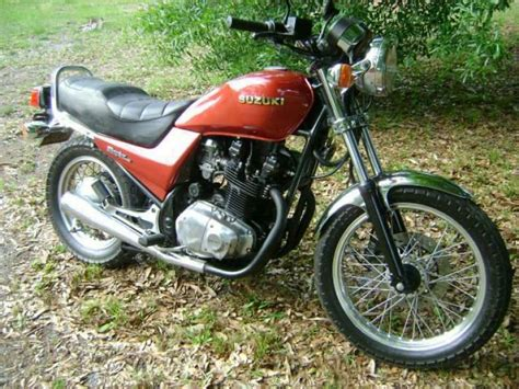 1983 Suzuki Tempter by 1983 Suzuki Gr650 Tempter Classic Motorcycle Pictures