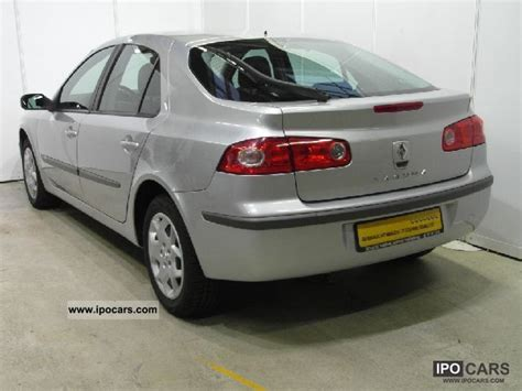 renault sedan 2006 2006 renault laguna 2 1 6 16v sedan emotion car photo