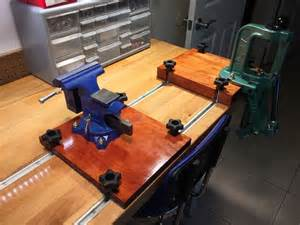 Custom Woodworking Bench by 25 Best Ideas About Reloading Bench On Pinterest