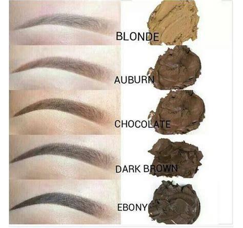 elige color de ceja segun sea tu cabello estarguapas
