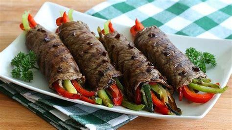 balsamic glazed steak rolls recipe keeprecipes