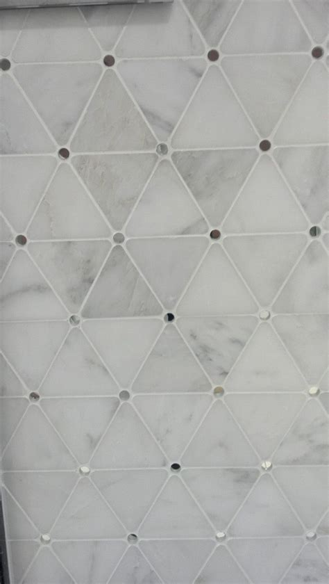 diamond shape marble mosaic backsplash google search